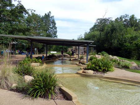 Howard Springsにあるピクニック場&プレイグラウンド